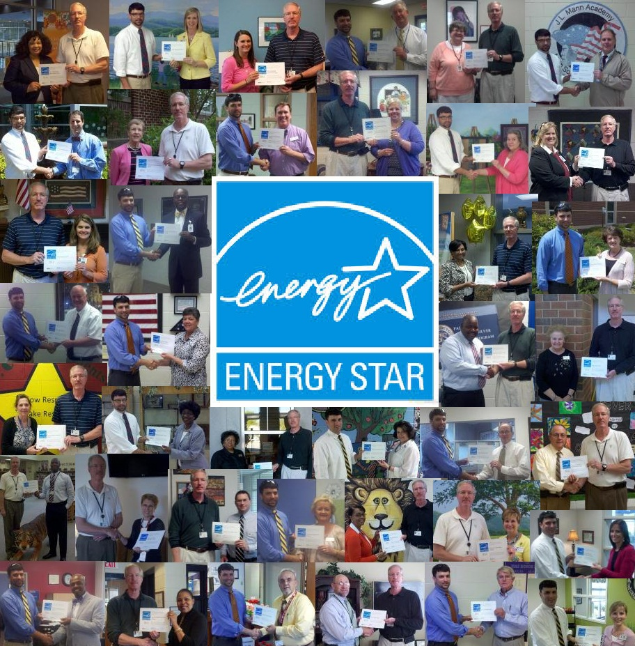 Energy Star Logo collage