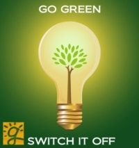 Go Green - Switch it off