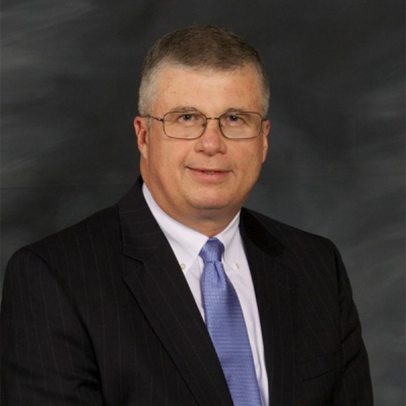 W. Burke Royster - Greenville County Schools Superintendent - Click to enlarge