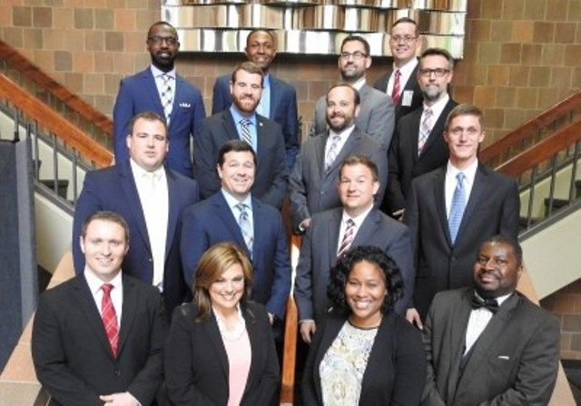 Photo of new GCSD administrators