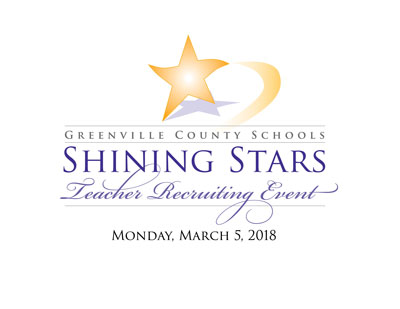 Shining Stars Recruitment Logo