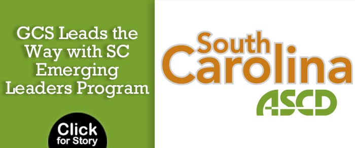 GCS Leads the Way with SC Emerging Leaders Program