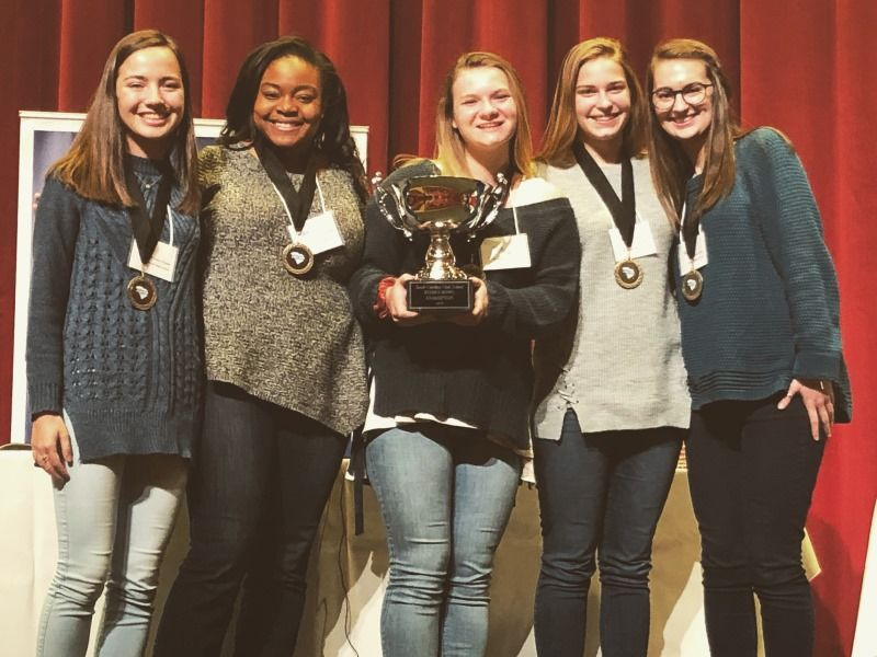 Riverside High School students are the first in South Carolina to win the South Carolina High School Ethics Bowl.