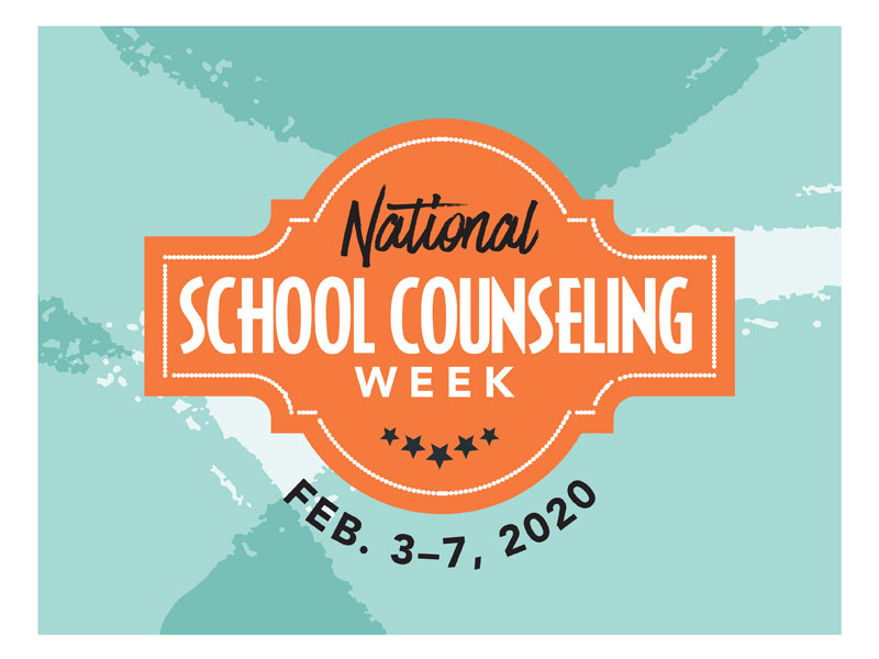 School Counseling Week banner