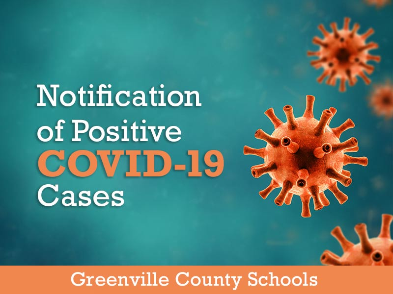 Notification of Positive COVID-19 Cases