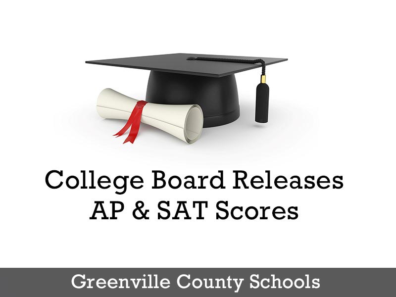 Greenville County students score big on SAT and AP exams