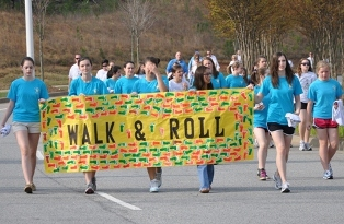 Washington Center Walk & Roll Event - Click to enlarge
