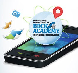 Beck Academy… There's an app for that!