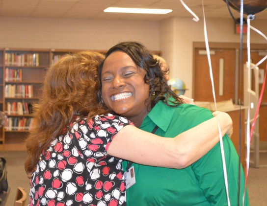 Jada Kidd Named SC High School Assistant Principal of the Year