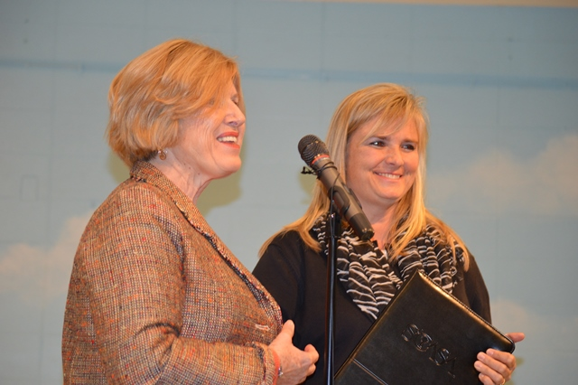 Terri Wheeler-Hawkins Named SC Elementary Assistant Principal of the Year