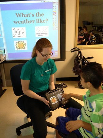 Washington Center Receives Grant for iPads