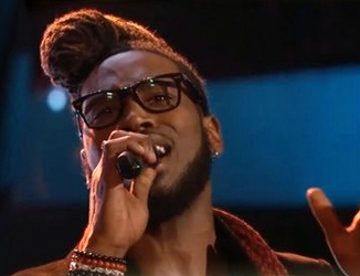 Greenville's Delvin Choice Earns Spot on The Voice Top 12