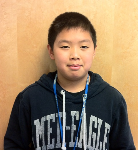 Seventh Grader Andy Xu Qualifies for Math Olympiad