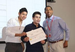 Greenville High Students Earn 3rd Place in JA Titan Business Challenge