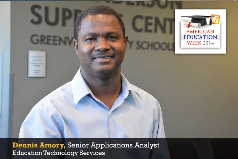 Dennis Amory, Lawson Security Administrator
