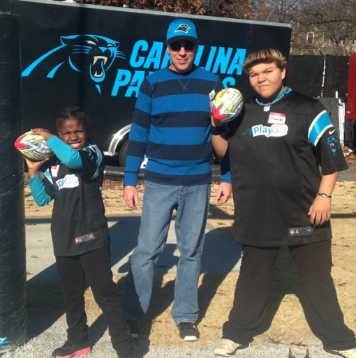 Students Honored as Punt, Pass, Kick Champions