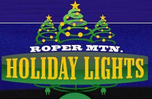 Artwork from GCS Schools on Display at Roper Mountain Holiday Lights