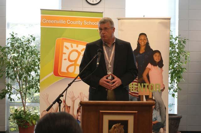 new junior achievement  greenville county schools partnership