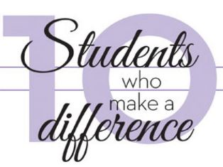 Students Who Make a Difference
