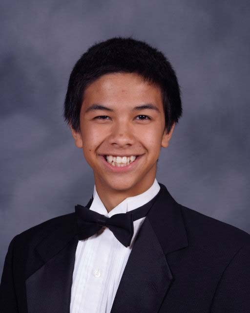 Micah R. Tan, a senior at Wade Hampton High School, has been selected to receive a corporate-sponsored National Merit Scholarship award financed by corporations, company foundations, and other business organizations.