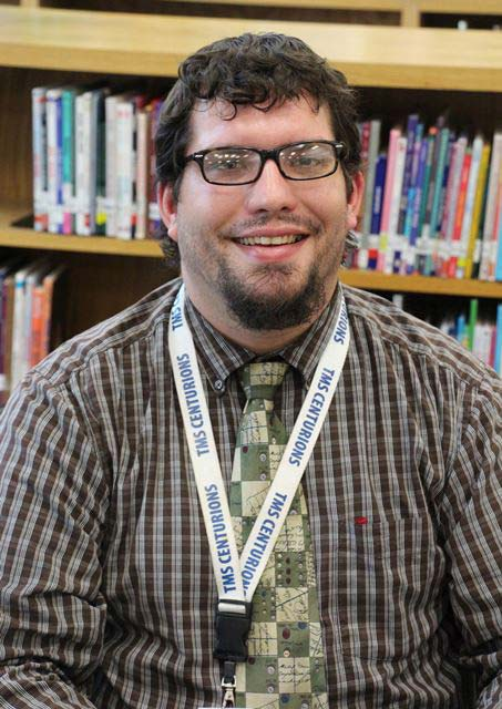 Joe Blizzard, a sixth grade science teacher at Tanglewood Middle School, has been selected to attend the 2015 Honeywell Green Boot Camp in San Diego June 21-25.  He will be among 55 teachers worldwide who will participate in this one-of-a-kind environmental science and sustainability education program.