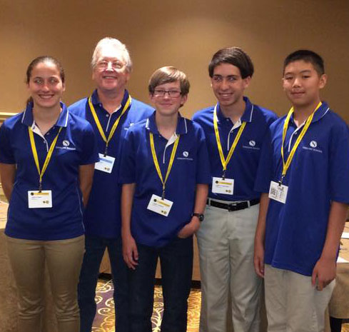 Sterling School Wins Quiz Bowl National Championship