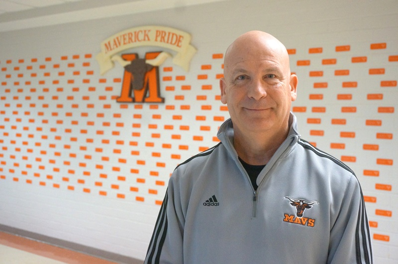 Steve Frady Named Region 2 Athletic Director of the Year