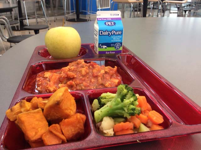 "On the day ""Rainbow Chicken Creole"" was served on all school lunch menus in Greenville County, the Euphoria Food Festival launched its 2016 contest to find the next student created item."