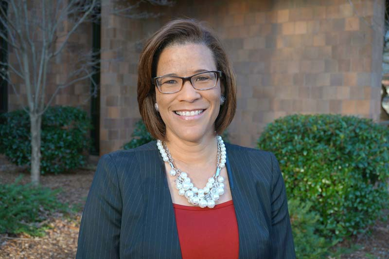 Dr. DeeDee Washington, Associate Superintendent for Academics for Greenville County Schools