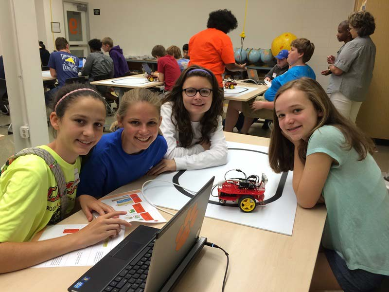 Parents of Greenville County Schools high school and middle school students are encouraged to register them for Clemson University's Emagine engineering event on Saturday, April 16 from 9:30 a.m. until 2:00 p.m. at Roper Mountain Science Center.