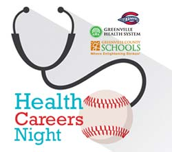 Health Careers Night - Wednesday, May 4