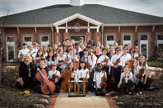 Greenville County Schools is honored to have been selected by the NAMM Foundation as a Best Community for Music