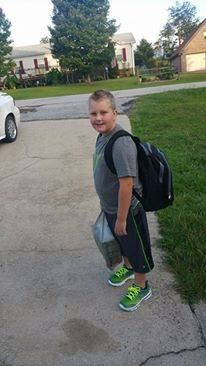 First Day of School Pictures - Photo 2