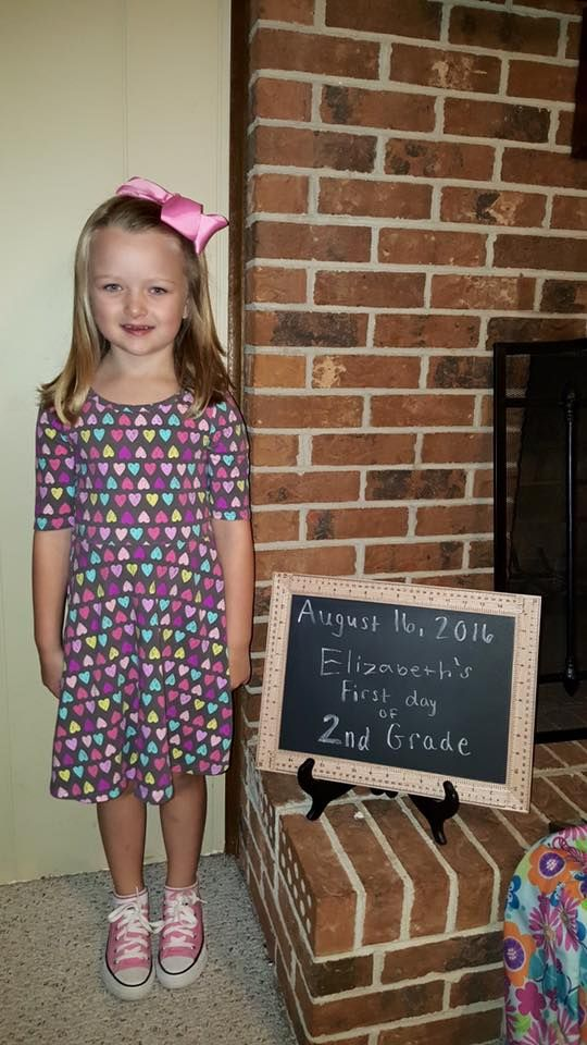 First Day of School Pictures - Photo 4