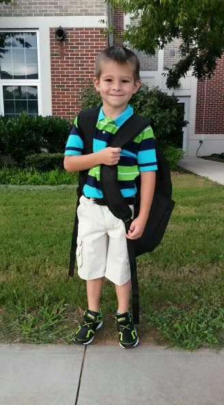 First Day of School Pictures - Photo 9