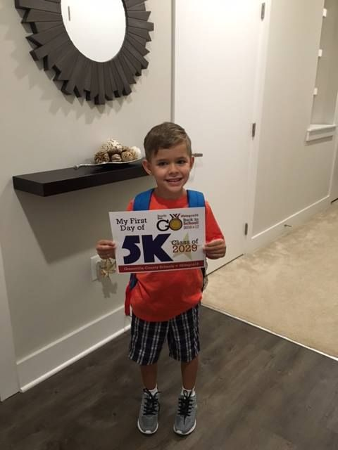 First Day of School Pictures - Photo 110