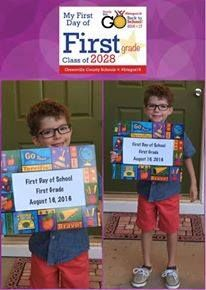 First Day of School Pictures - Photo 112