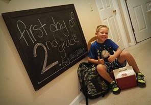 First Day of School Pictures - Photo 120