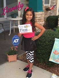 First Day of School Pictures - Photo 123