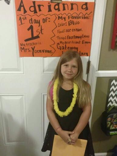 First Day of School Pictures - Photo 128