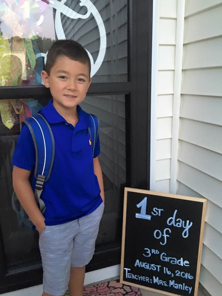 First Day of School Pictures - Photo 130