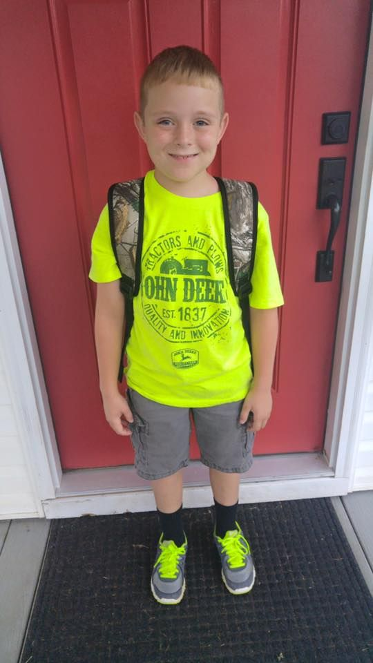 First Day of School Pictures - Photo 137