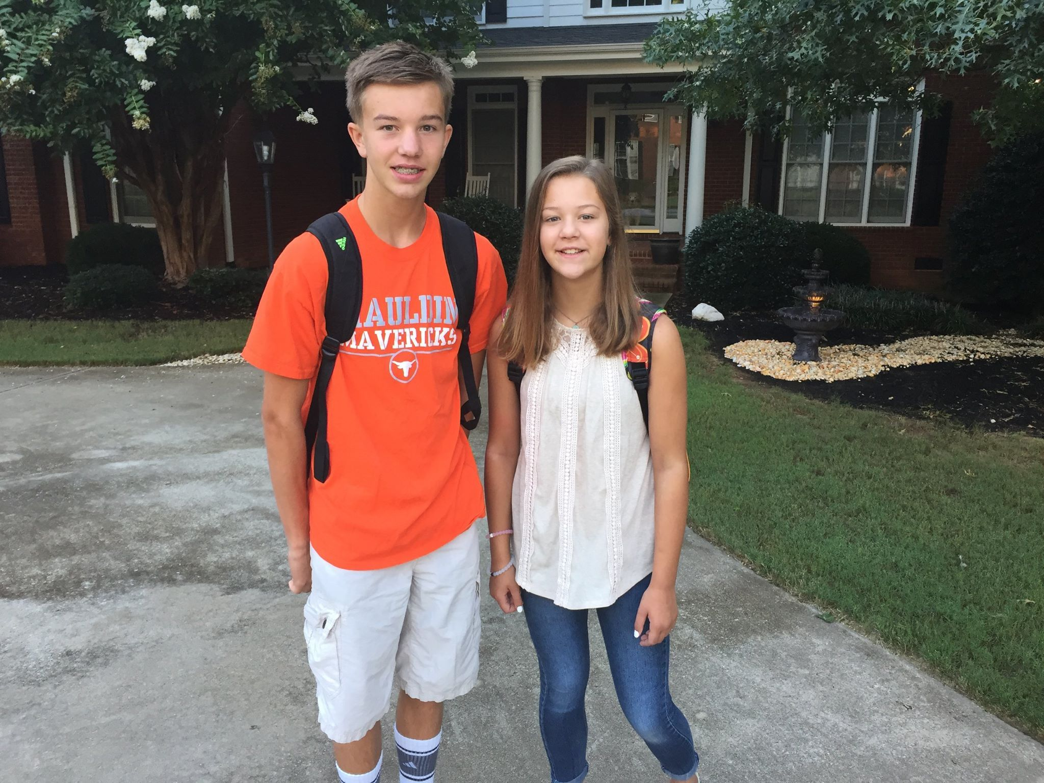 First Day of School Pictures - Photo 23