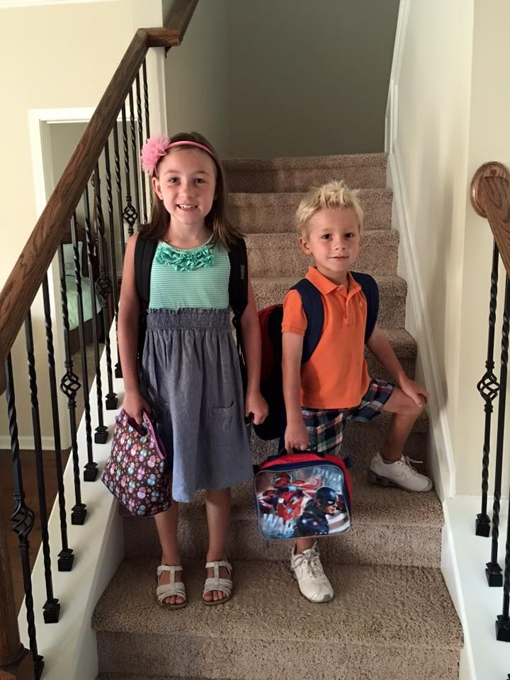 First Day of School Pictures - Photo 41