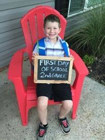 First Day of School Pictures - Photo 45