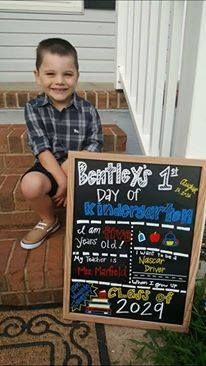 First Day of School Pictures - Photo 51