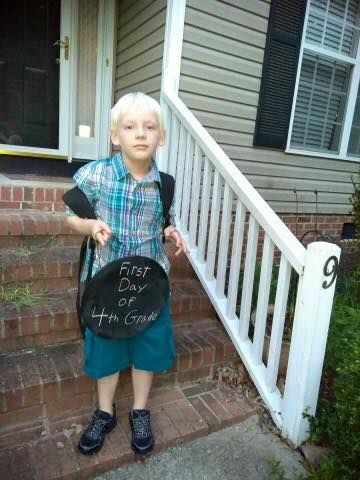 First Day of School Pictures - Photo 54