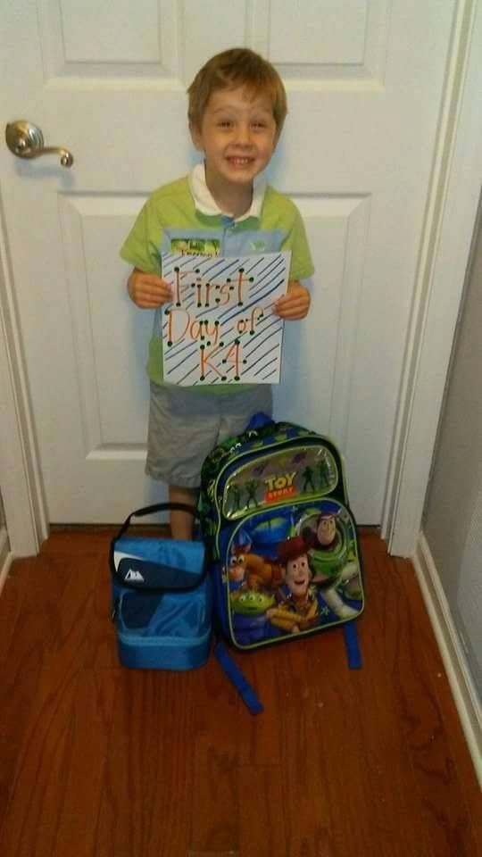 First Day of School Pictures - Photo 57