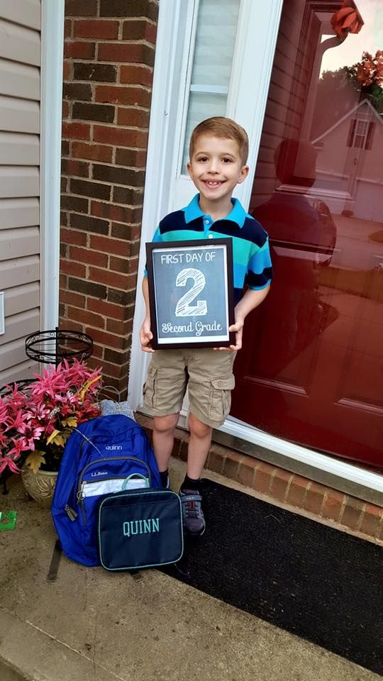 First Day of School Pictures - Photo 63