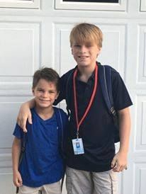 First Day of School Pictures - Photo 65
